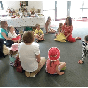 Parish of Mount Gambier Childrens Ministry