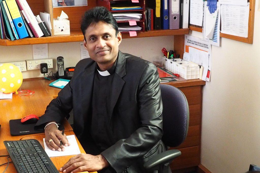 Fr. Neil