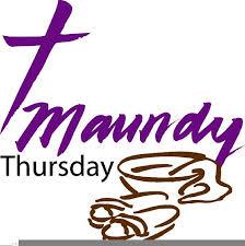 Maundy Thursday Service @ Christ Church